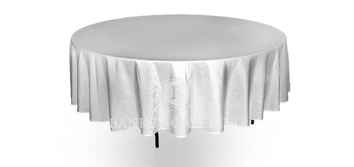 Круглый банкетный стол