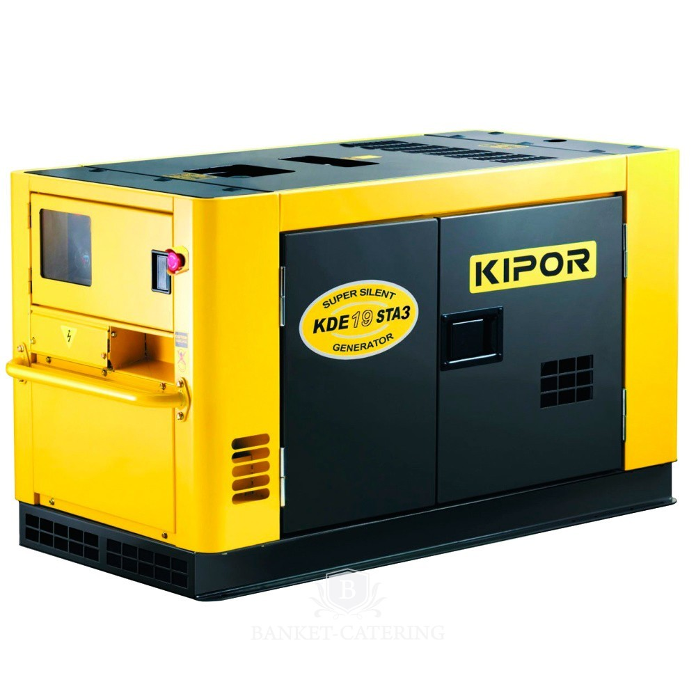Дизельный генератор 15 кв